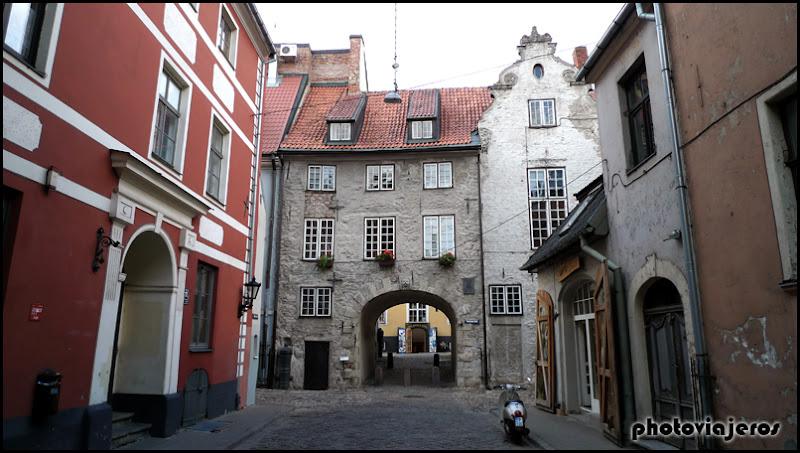 Muralla de Riga