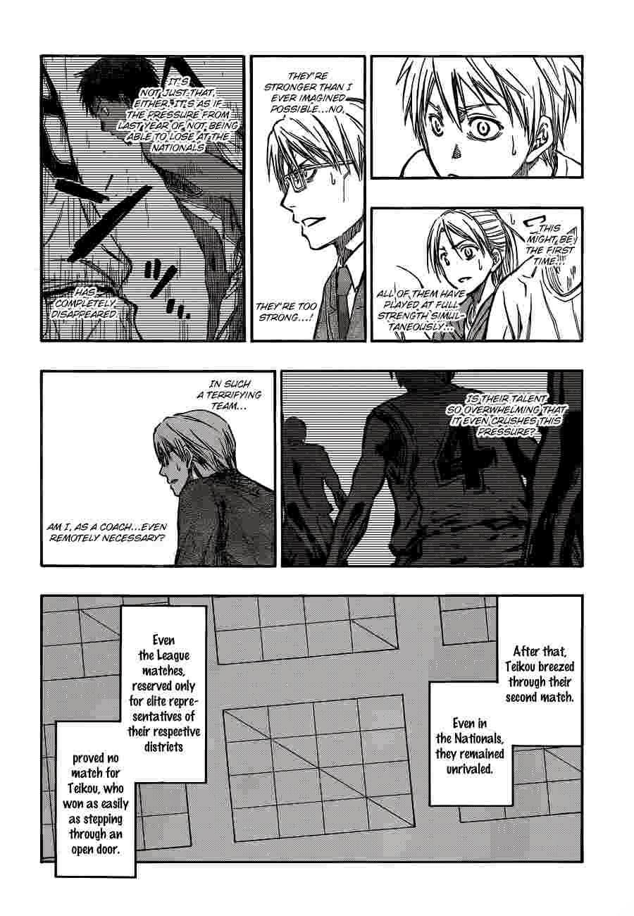 Kuroko no Basket Manga Chapter 225 - Image 08