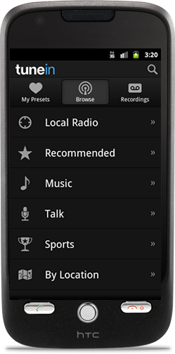 TuneIn – The Best Radio Listening App – No Ones Heard of | Tech Tips