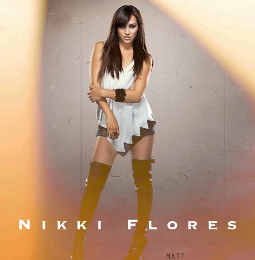 Nikki Flores - Infinity Lyrics