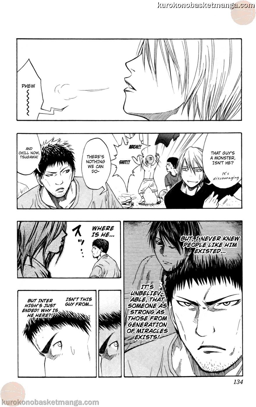 Kuroko no Basket Manga Chapter 77 - Image 08