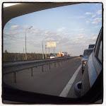 eugenia_77rus нарушая правила зеркальных фоток ) #пробка #москва #зеркало #м4