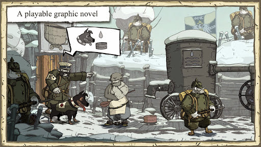 Valiant Hearts : The Great War for Android