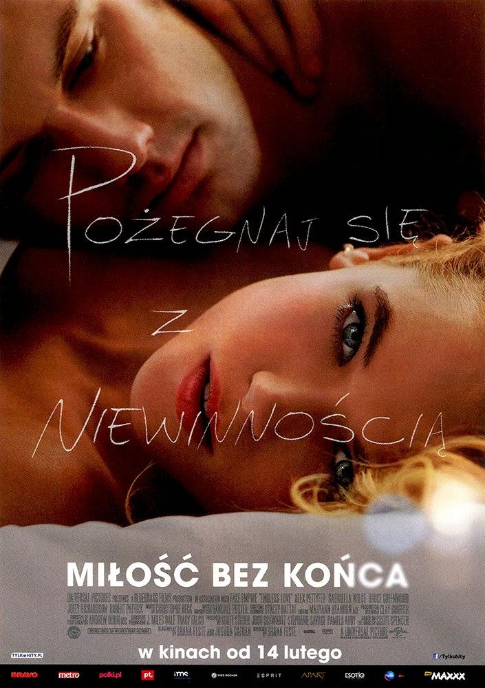 Ulotka filmu 'Miłość Bez Końca (przód)'
