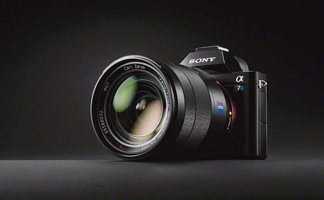 Fotografía promocional Sony A7s