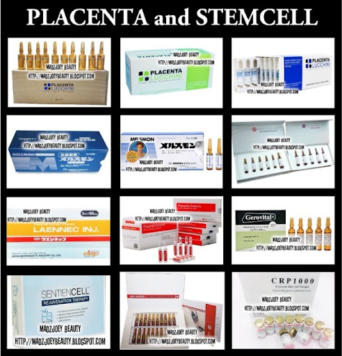 Whitening & Vitamin C Injection ~ Placenta & Stem Cell Injection