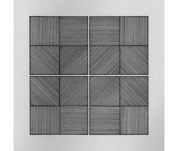 Sol Lewitt - Wall Drawings