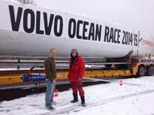 J/70 or J/65 Volvo Ocean Racer- Rick Deppe