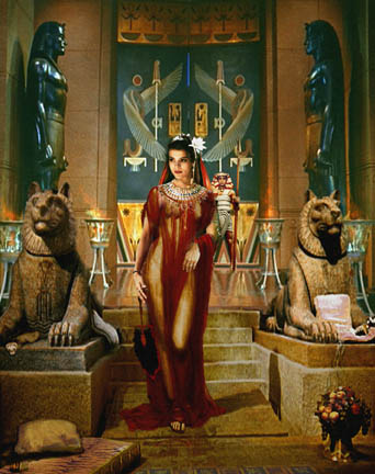 Cleopatra The Last Egyptian Pharaoh Image