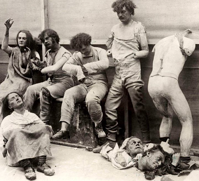 Museu Madame Tussauds manequins