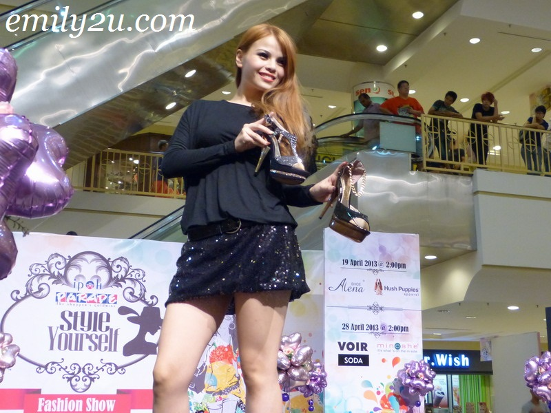 Alena Shoe House Fashion Show