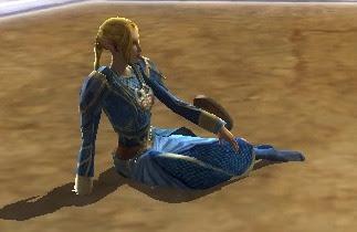 Thazara in Sands