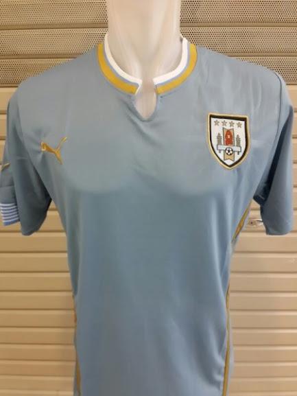 Jual Jersey Uruguay Home Piala Dunia 2014