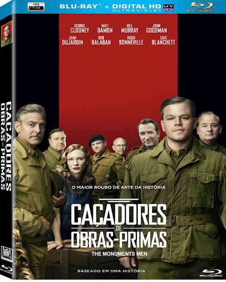 Caçadores de Obras-Primas (2014) BDRip Bluray 720p Dublado Torrent