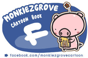 MonkiezGrove Cartoon Book