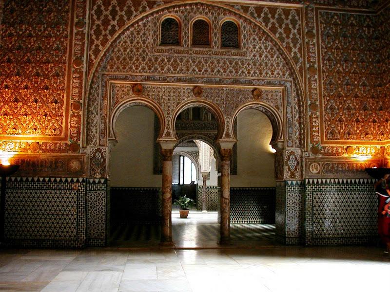 Cosa vedere a Siviglia: Real Alcázar