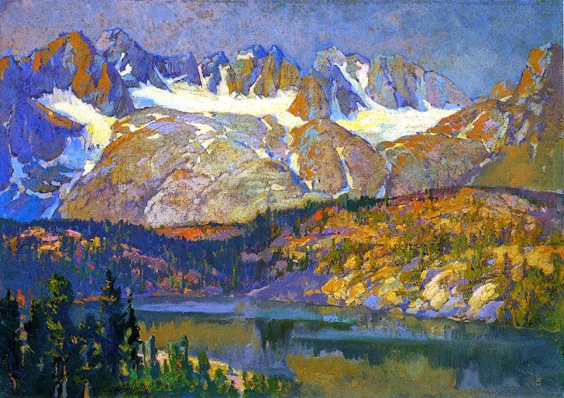 Franz Bischoff - Palisades Glacier