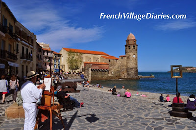 French Village Diaries holidays France Collioure
