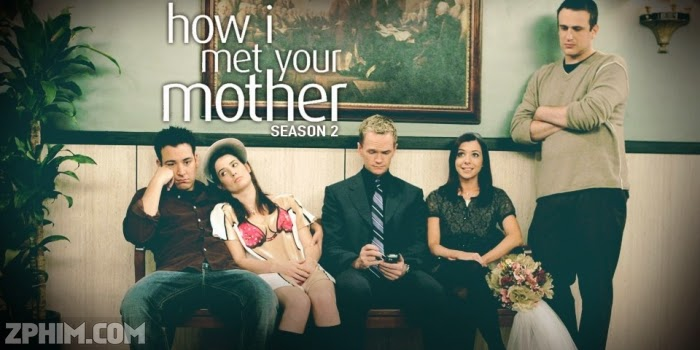 Ảnh trong phim Khi Bố Gặp Mẹ Phần 2 - How I Met Your Mother Season 2 1