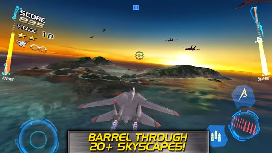 After Burner Climax v1.2 for Android