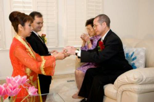 Parents Issue In Chinese Marriage