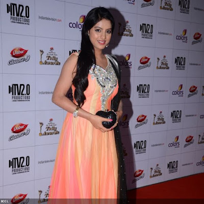 Deepika Singh looked absolutely stunning during the 12th Annual Indian Telly Awards, held in Mumbai.
