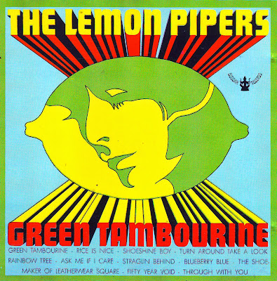 the Lemon Pipers ~ 1968 ~ Green Tambourine
