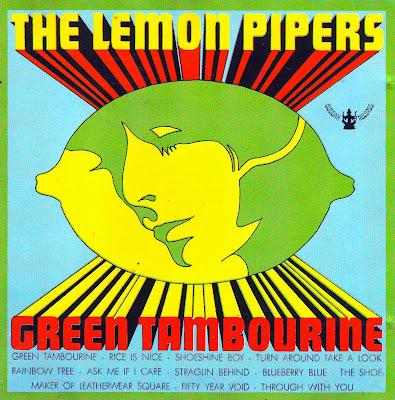the Lemon Pipers ~ 1968 ~ Green Tambourine