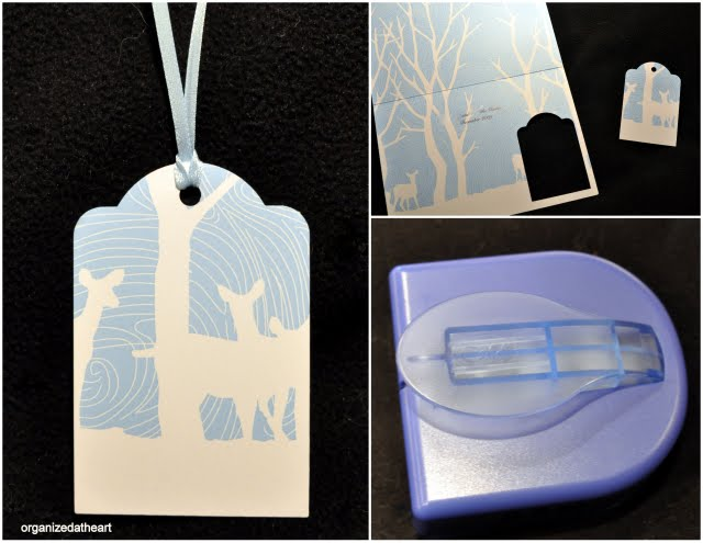 Turn Leftover Holiday Cards into Gift Tags