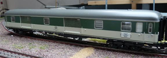 Bagagewagen, type Düm