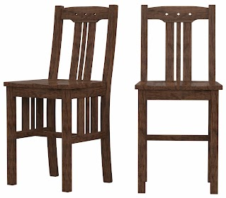 colonial barstool