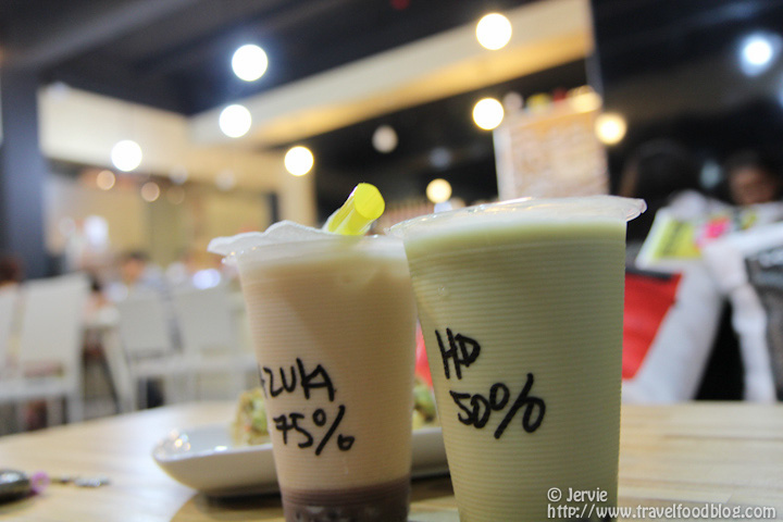 Sprockets Coffee Milk Tea