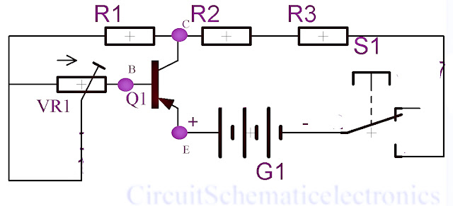 Transistor quality checker Circuit