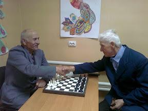 У Мені відбувся шаховий турнір. Фото