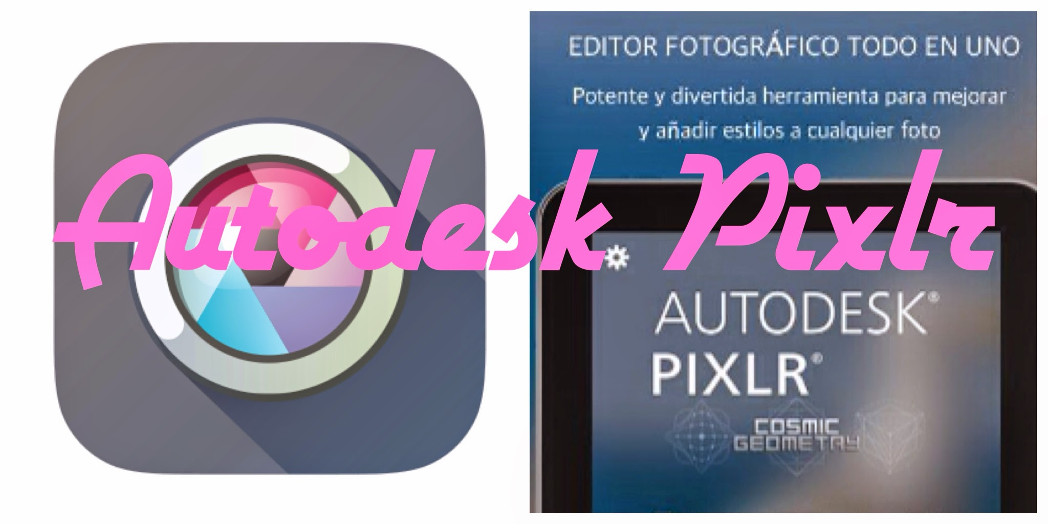 Le Petit Panier & Co: Como editar tus fotos con 7 sencillas Apps