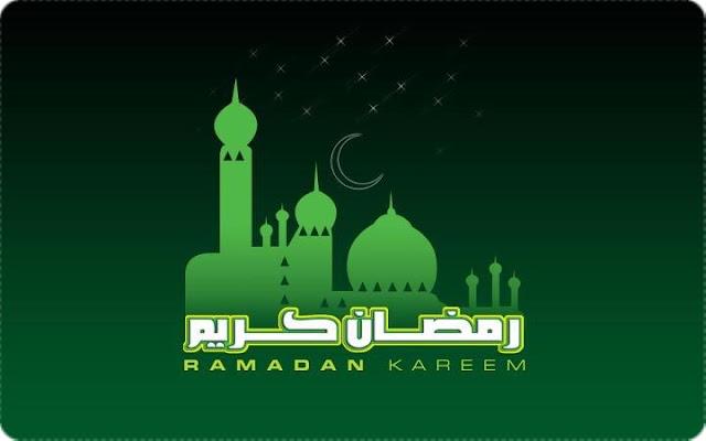 Selamat Menyambut Ramadhan Al-Mubarak kepada para sahabat- sahabatku ...