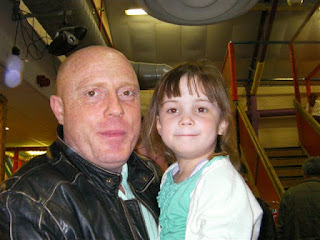 heaven 17 lead singer with daughter