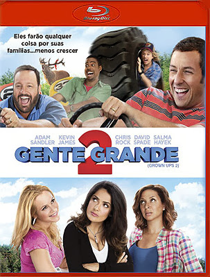 Gente Grande 2 BluRay 720p Dublado – Torrent