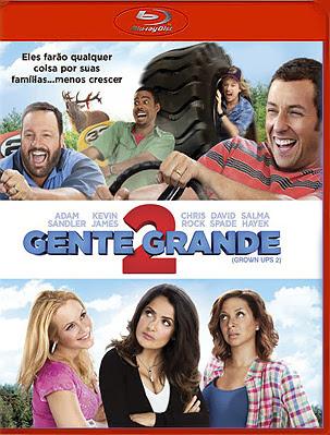 Filme Poster Gente Grande 2 BDRip XviD Dual Audio & RMVB Dublado
