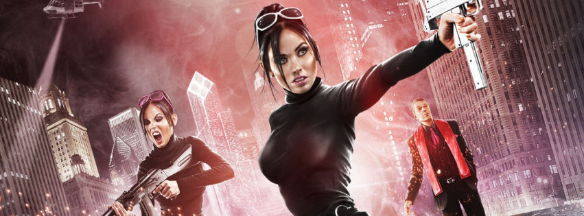Saints row the third gang operations facebook cover