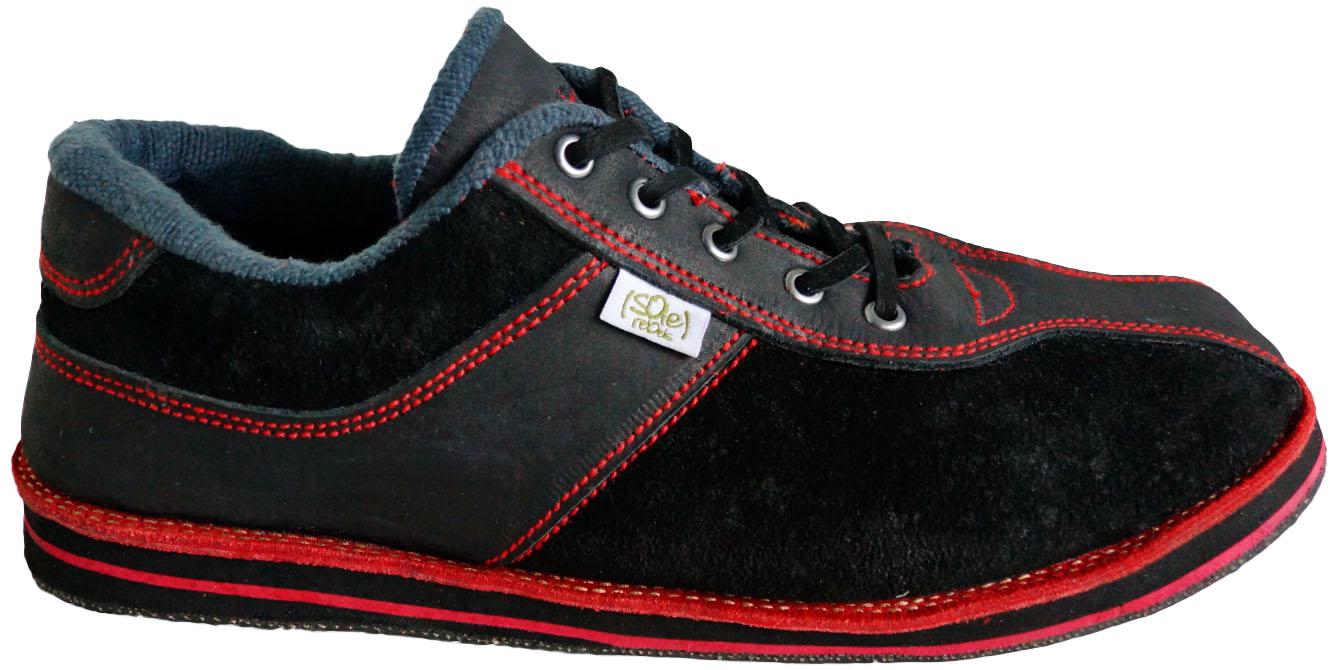 #soleRebels 雙重麂皮超跑鞋:讓你舒適又有型! 1