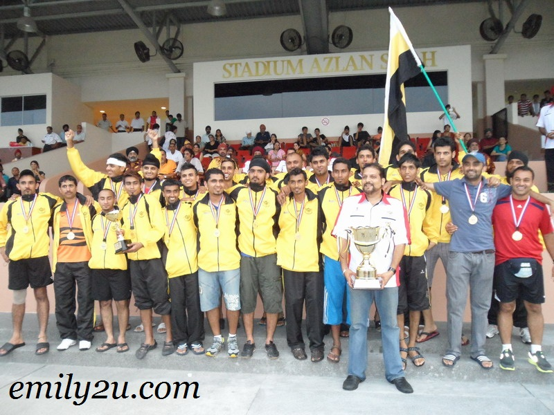 60th Gurdwara Cup & Sikh Festival of Sports 2011: Final Results, Prize Presentation & Closing Ceremony