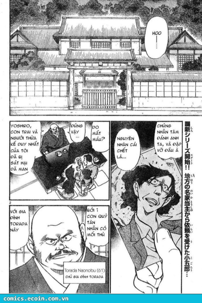 Detective Conan Chap 613 - Truyen.Chap.VN