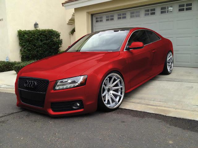 Zobacz Wątek Zmiana Koloru Malowanie Vs Oklejanie Audi Klub