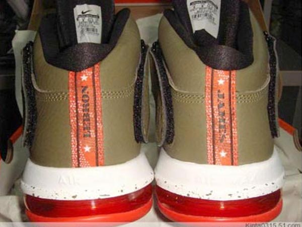 Nike Air Max Soldier V 5 8211 IguanaBlackOrange 8211 Upcoming Colorway