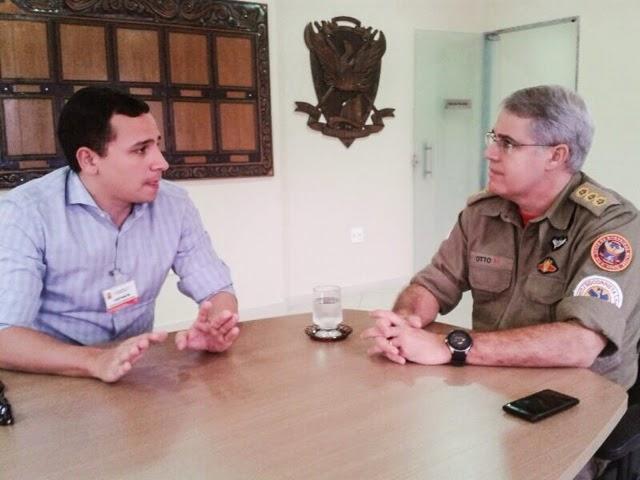 Programa do Corpo de Bombeiros do RN terá investimentos do Ministério do Esporte