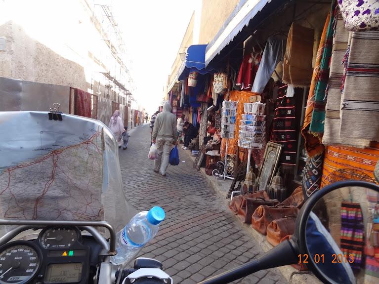 marrocos - Marrocos e Mauritãnia a Queimar Pneu e Gasolina DSC05395