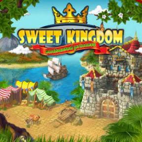 PC Game Sweet Kingdom Enchanted Princess [portable]