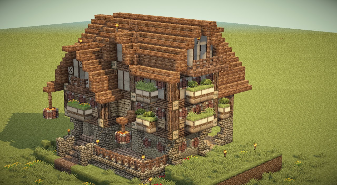 Nebux Medieval Buildings Screenshots Show Your