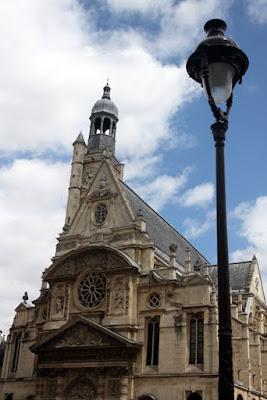 Church in Paris France
